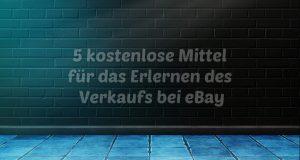 eBay Verkäufer