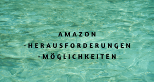 Amazon herausforderungen